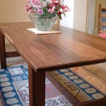 mamhead walnut table